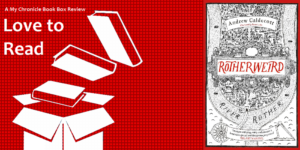A My Chronicle Book Box Rotherweird Banner