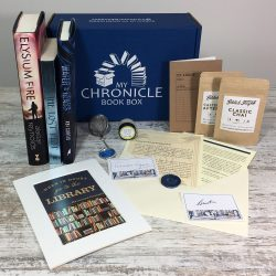 Book Subscription Box Science Fiction and Fantasy - Feb 18
