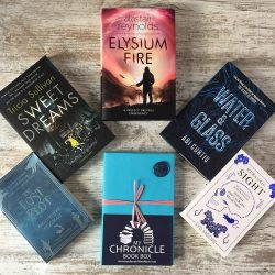 Book Subscription Box Science Fiction and Fantasy book