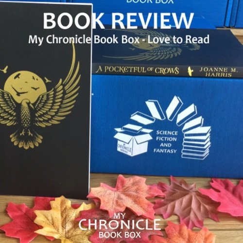 A Pocketful of Crows by Joanne M Harris Nov 17 box