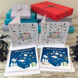 Book Subscription Gift Box Gift Card Options Birthday Christmas by My Chronicle Book Box