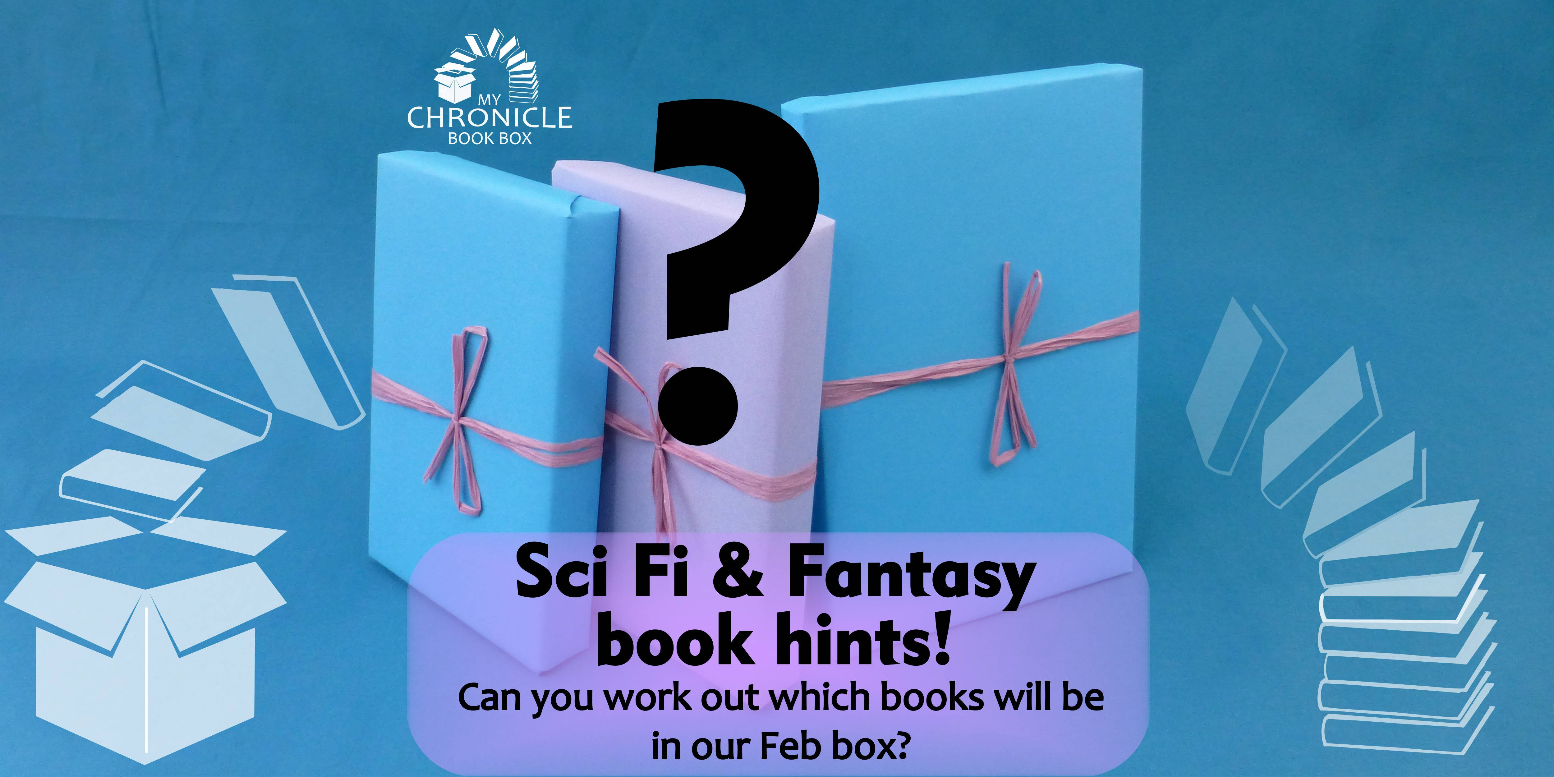 Book hints - for the SFF February 2018 book box