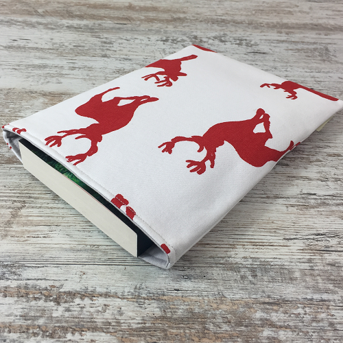 My Chronicle Book Box Red Stag Book Sleeve