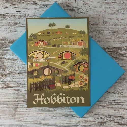 Hobbiton print
