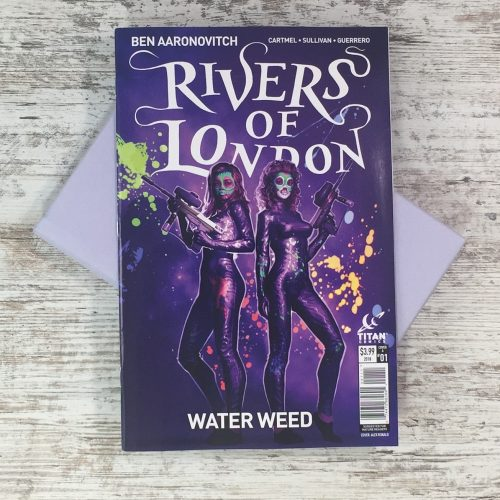 Rivers of London: Water Weed comic