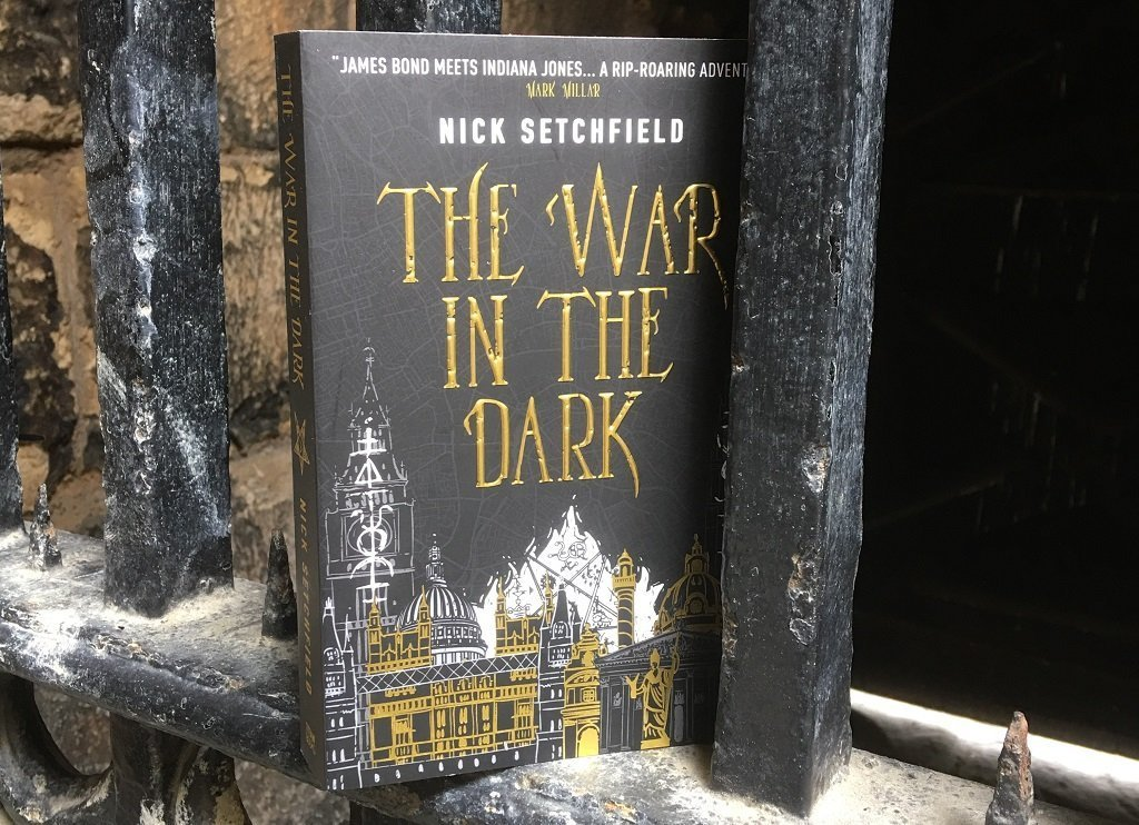 The War in the Dark by Nick Setchfield book review