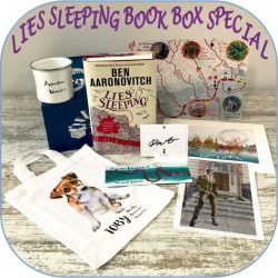 Lies Sleeping by Ben Aaronovitch Book Box Special Link Picture