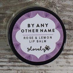 Lovely Lipbalm Rose & Lemon