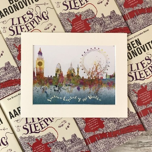 Rivers of London book box special product image 5