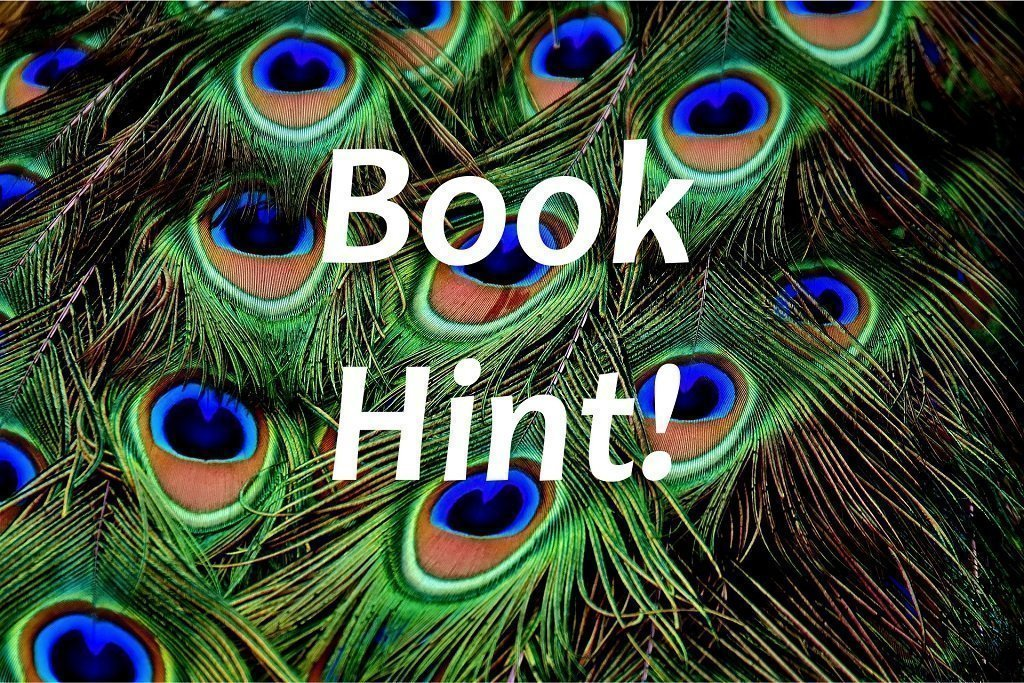 Book hint for November 2018 crime and mystery book boxes
