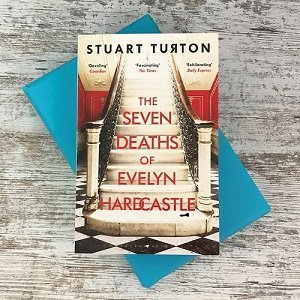 Book Cosy Special Edition Book Box (22) The Seven Deaths of Evelyn Hardcastle by Stuart Turton