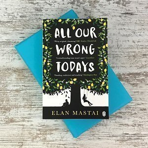 Book Cosy Special Edition Book Box (28) All Our Wrong Todays by Elan Mastai