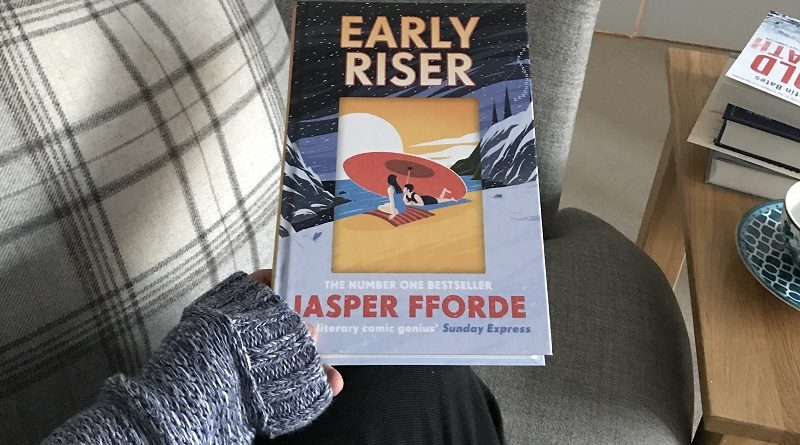 Early Riser - Jasper Fforde - Science Fiction Fantasy - November 2018 - Book Subscription Box