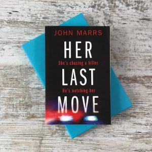 Book Subscription Box - Crime Mystery - February 2019 - Her Last Move - John Marrs