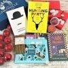 Christmas Crime Gift Book Box