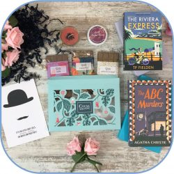 Classic Crime Gift Book Box