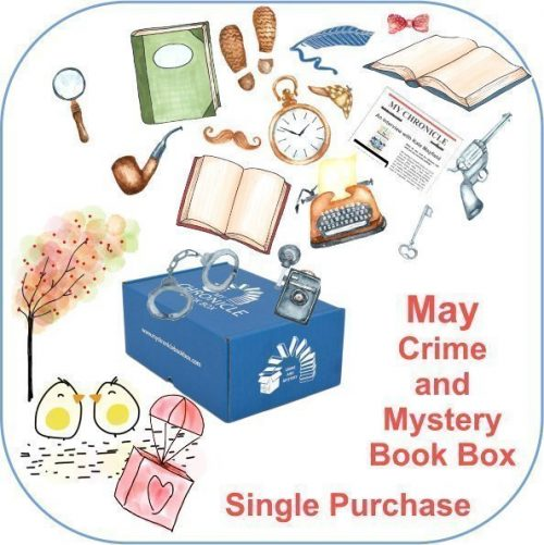 May Single purchase Book Box Crime and Mystery