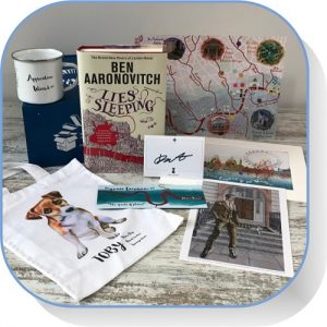 Rivers of London book box special product image sqs