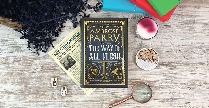 The Way of All Flesh - Ambrose Parry - February 2019 - crime & mystery - book review