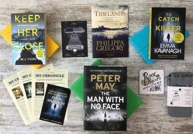Crime & Mystery May 2019 Book Box
