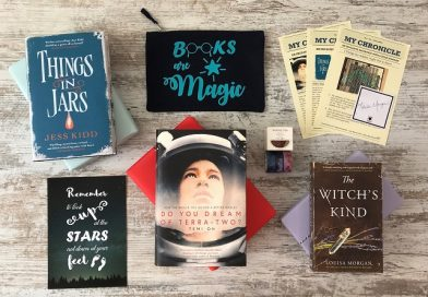 Sci-fi & Fantasy May 2019 Book Box