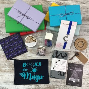 What to Expect - Luxury, Hand Picked Bookish Goodies