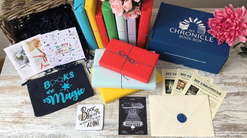 MCBB book subscription gift box