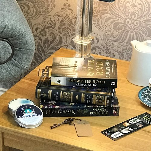 Science fiction fantasy subscription book box
