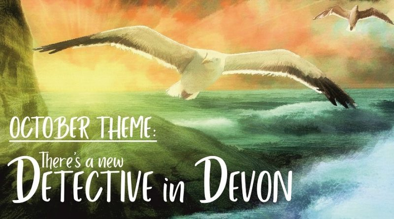 October theme - New Detective in Devon - wide 2