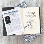 Those People - Louise Candlish signed interview