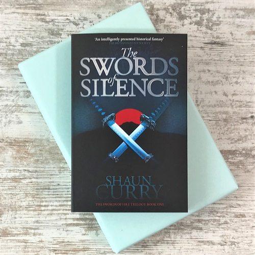 Science Fiction & Fantasy book subscription box - November 2019 - The Swords of Silence - Shaun Curry