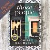 Those People   Louise Candlish   Signed 1st Edition   Interview