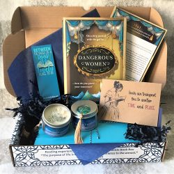 Dangerous Women Hope Adams April book box historical crime