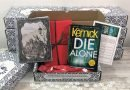 December 2019 crime monthly book box