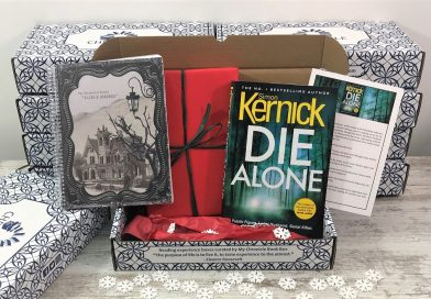 Monthly Crime Book Box – December 2019