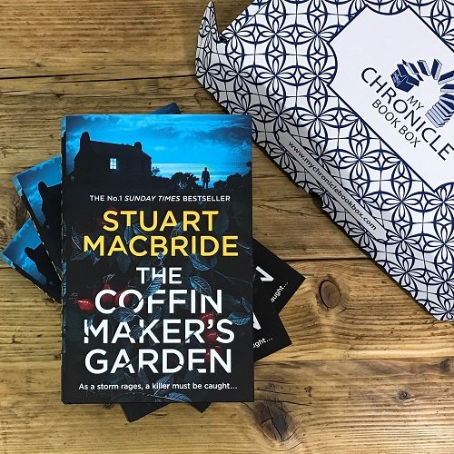The Coffinmaker's Garden Stuart Macbride
