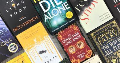 2019 crime & mystery subscription books