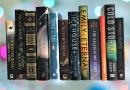 2019 scifi & fantasy books