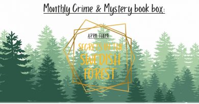 April 2020 monthly crime theme banner