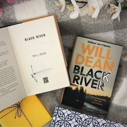 April 2020 crime book of the month Black River by Will Dean
