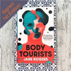 Body Tourists - Jane Rogers - corner