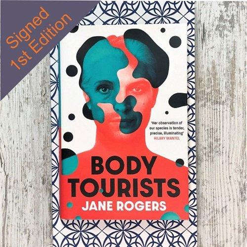 Body Tourists - Jane Rogers - corner