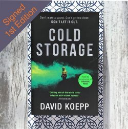 Cold Storage - David Koepp - corner