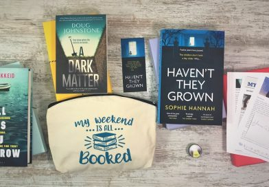 Crime & Mystery Quarterly Book Box – February 2020