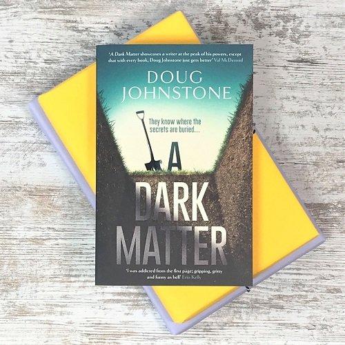 February 2020 - crime & mystery book box - A Dark Matter - Doug Johnstone