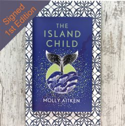 The Island Child - Molly Aitken - corner