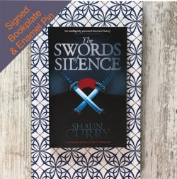 Swords of Silence - Shaun Curry - corner 1
