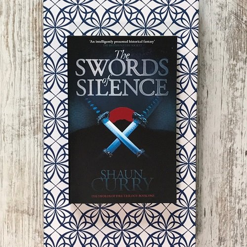 Swords of Silence - Shaun Curry
