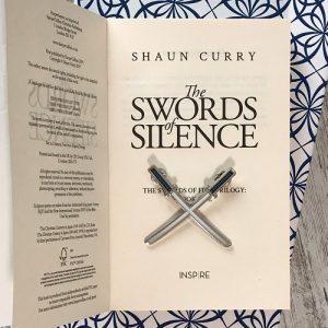 Swords of Silence - enamel pin