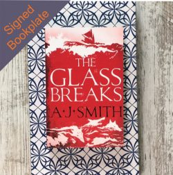 The Glass Breaks - AJ Smith - corner